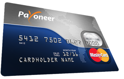 Get a free Payoneer Account for Online Transaction 5
