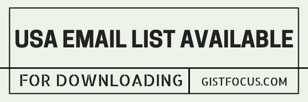 usa email list download gistfocus.com