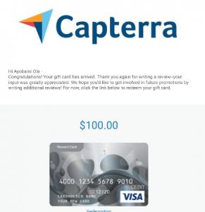 How to earn cash on capterra gartner