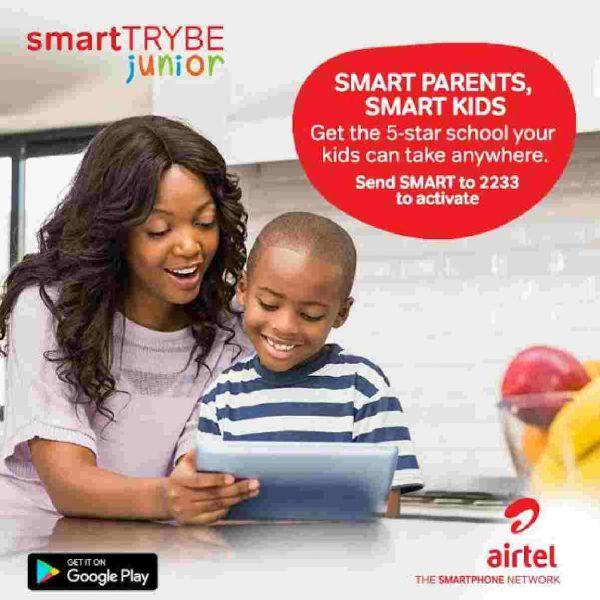 airtel smart trybe junior jnr