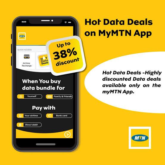 MTN hot deals