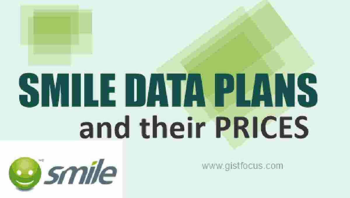 Smile data plans