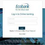 EcoBank Nigeria Internet & Online Banking Registration ~ Log in