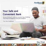 First Bank Nigeria Internet Banking Registration (FirstOnline Login)