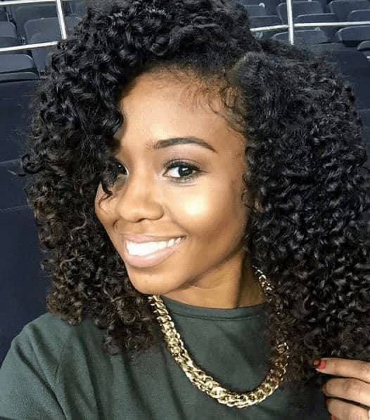 braids out nigeria