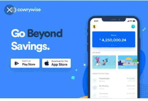 cowrywise app