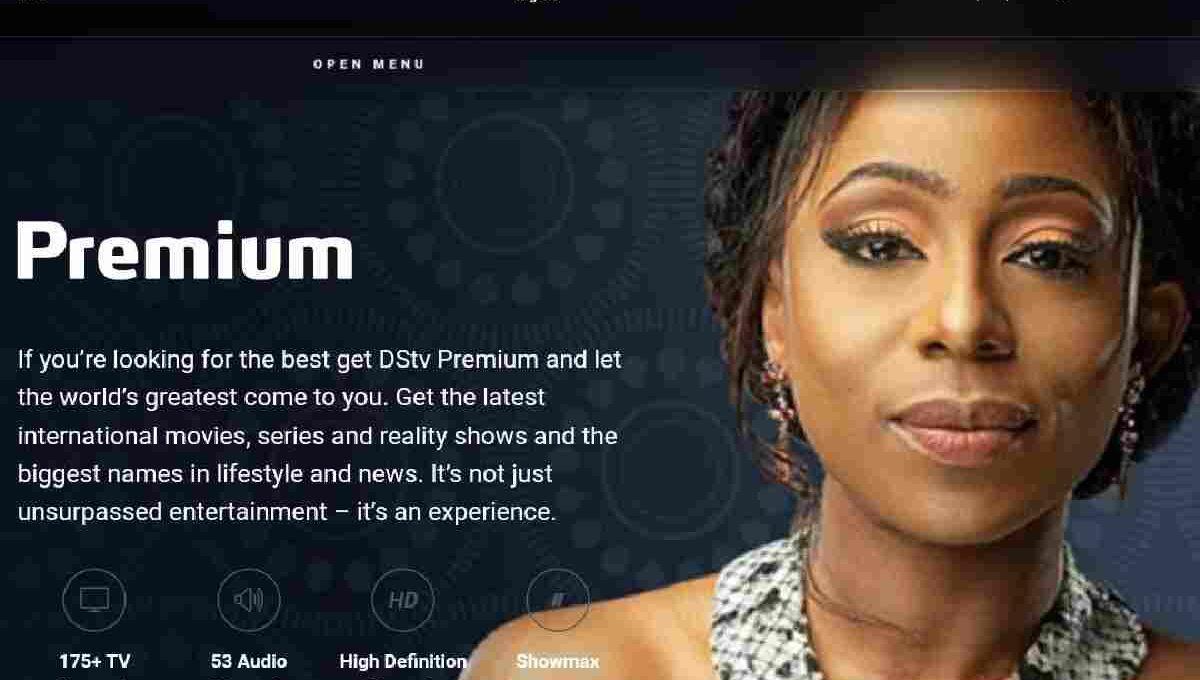 Dstv premium channel list nigeria