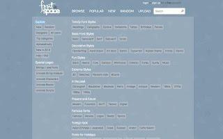 fonts downloading websites