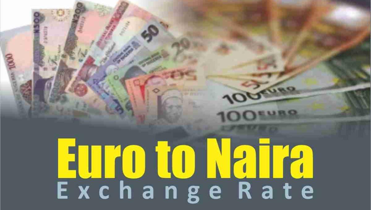 Euro to naira black market exchange rate