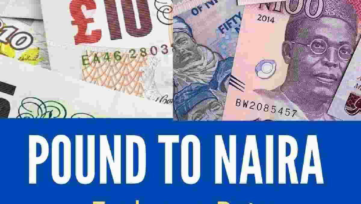 Pound to naira black market exchange rate